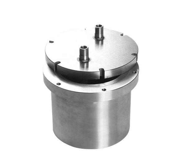 TC vacuum jar