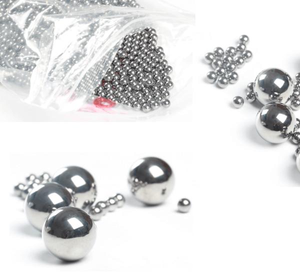 G25 grade carbide balls