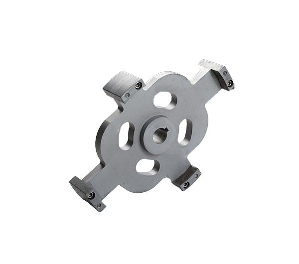 carbide rotor