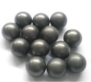 Semi-finished carbide balls