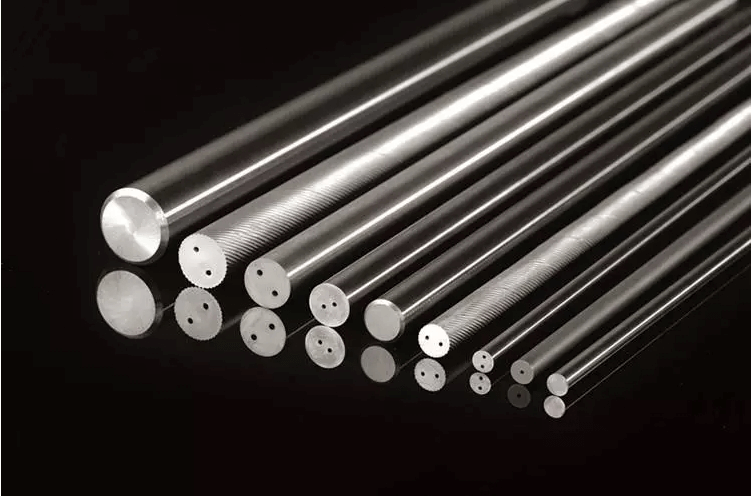 carbide rods collection